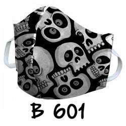 "Tapabocas talle ""L"" B601"