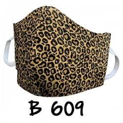 "Tapabocas talle ""M"" B609"